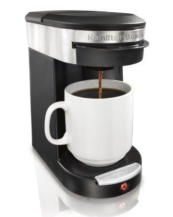 Hamilton Beach 49970 Single Cup Coffee Maker Reviews Single Cup